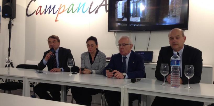 """Vinitaly 2015, Foglia: """"Il vino rimane un primato campano"""""""