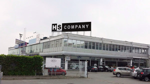 La sede HS di Milano