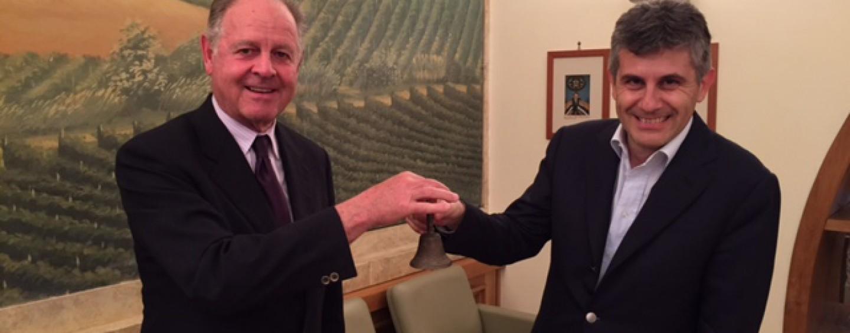 Piero Mastroberardino nuovo presidente dell'Istituto Grandi Marchi