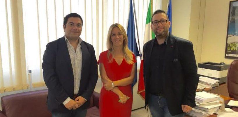 Imprese e Formazione, incontro tra Confimprenditori e assessore regionale Marciani