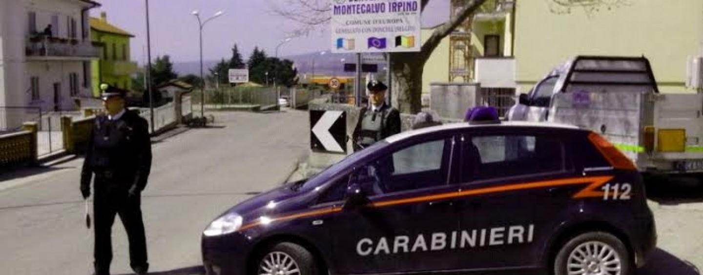 Montecalvo Irpino, arrestata 50enne per concorso in rapina