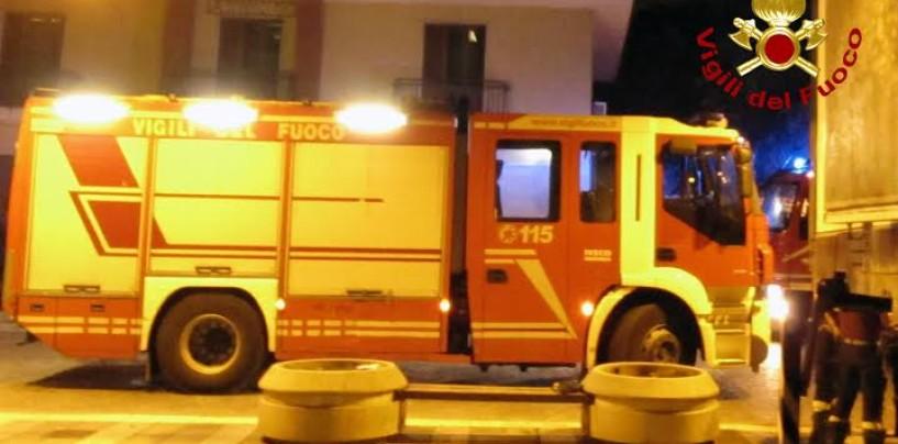 Incendi in abitazione a Prata e Montefredane: i Vdf domano le fiamme
