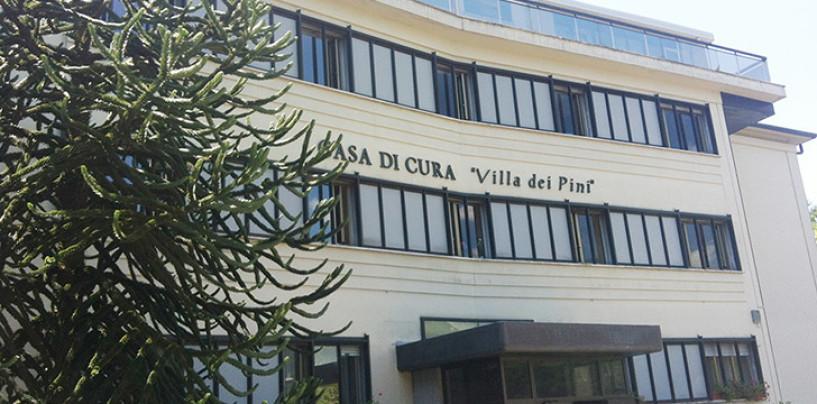 Casa di Cura Villa dei Pini: sindacati in sciopero contro la procedura di licenziamento collettivo