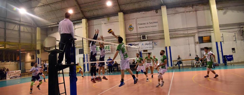 Volley, Atripalda sconfitta a Salerno. Il 23 Aprile il via ai play – off