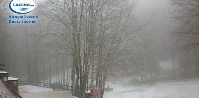 Meteo Avellino, torna la neve sul Laceno nei prossimi giorni