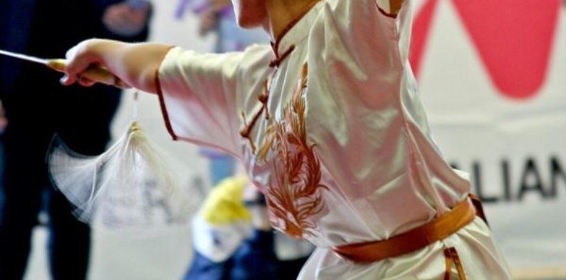 La nazionale italiana Wushu Kung Fu ad Avellino il 22, 23 e 24 luglio